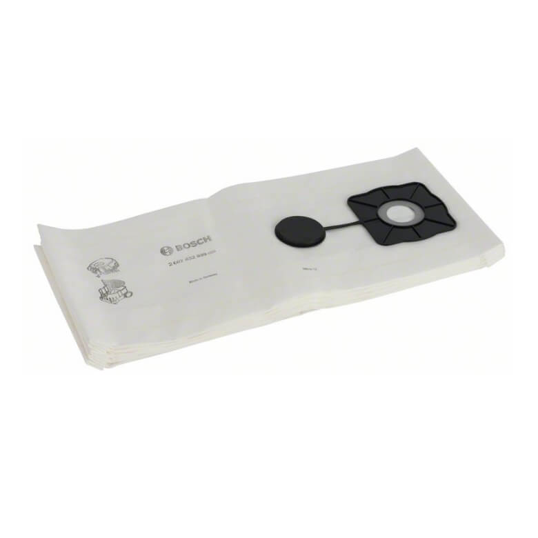 Bolsa de filtro húmeda para aspirador Bosch GAS 35/55 (5 unidades)