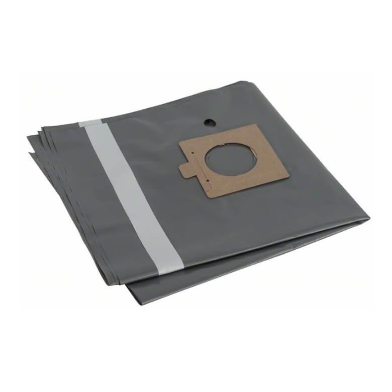 Bolsa de recogida de polvo para aspirador Bosch GAS 15/20/1200 (5 unidades) - Referencia 2605411231