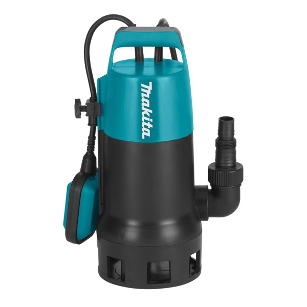 Bomba sumergible para aguas sucias makita pf1010 1100w - Bomba para sacar agua ...