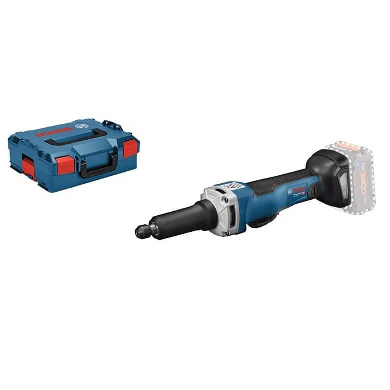 Bosch GGS 18V-23 LC + L-BOXX - Amoladora recta a batería - Referencia 0601229100