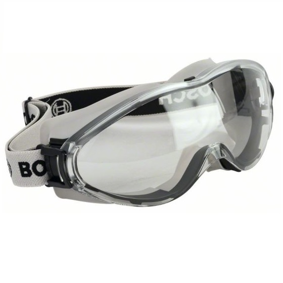 Gafas protección Bosch GO FV2 visión total
