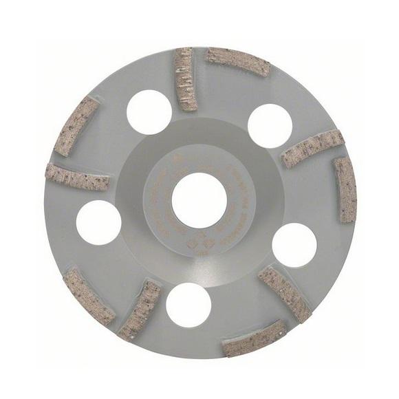 Muela de vaso de diamante Bosch para hormigón Profes. ExtraClean - Ø125mm - Referencia 2608602554