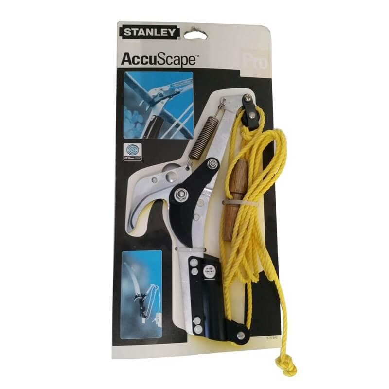 Cabezal de podadora de extensión Stanley AccuScape Pro