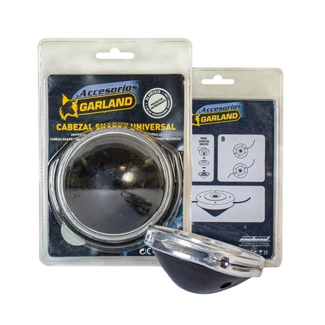 Cabezal de desbrozadora sharky universal Garland - Referencia 7199000470