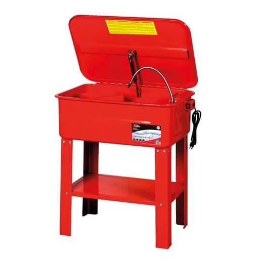 Cabina limpiadora MetalWorks CAT220 de 75 litros