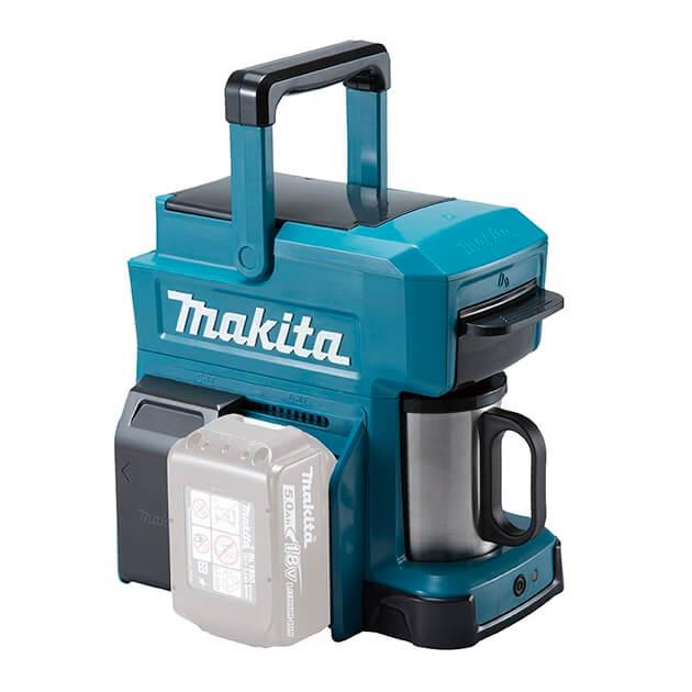 Cafetera a batería Makita DCM501Z 12V Máx CXT /14.4V/18V LXT