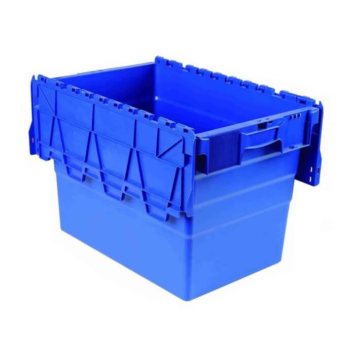 Caja almacén polipropileno Metalworks DSW5541 de 78 litros