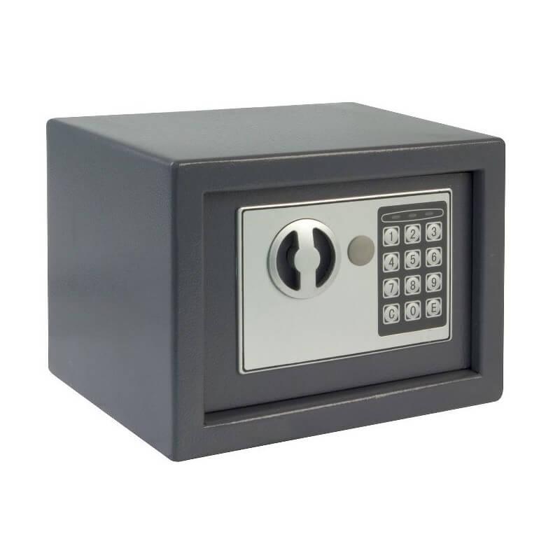 Caja fuerte de sobreponer Tenaz 30L - 430x350x200mm