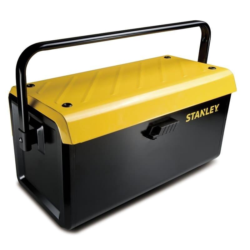Caja de herramientas metálica 1 bandeja deslizante Stanley - 48cm