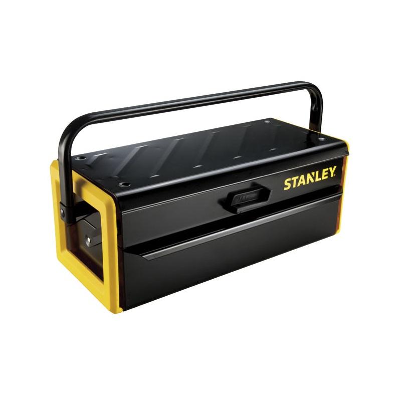 Caja de herramientas metálica Cantilever Stanley - 40cm