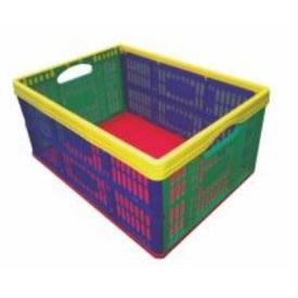 Caja multiusos plegable