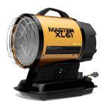 Calentador a gasóleo por radiación XL 61 - 14600 kcal/h