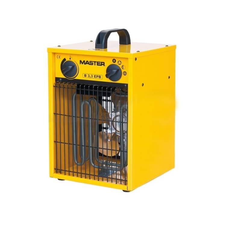 Calentador portátil eléctrico de aire Master B 3
