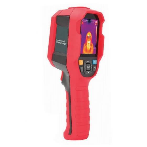Cámara termográfica portátil SAM-4651 con función de medición automática en trípode - Referencia 389165