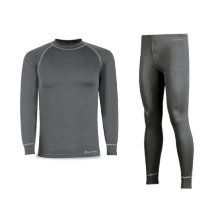Camiseta y malla Oxford/gris melange 288-FLK - Referencia 288-FLK