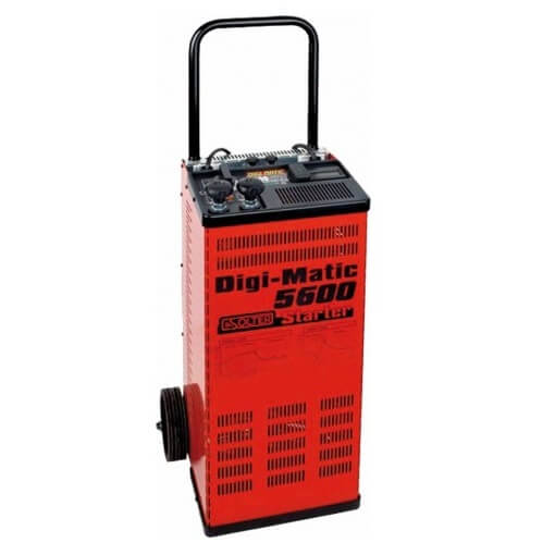 Cargador arrancador batería Solter DIGIMATIC 5600
