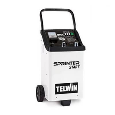 Cargador arrancador baterías Telwin Sprinter 3000 Start
