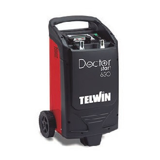 Cargador arrancador TELWIN Doctor Start 330