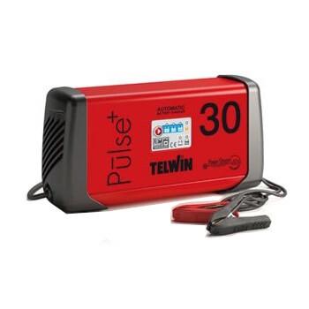 Cargador de baterías Telwin Pulse 30