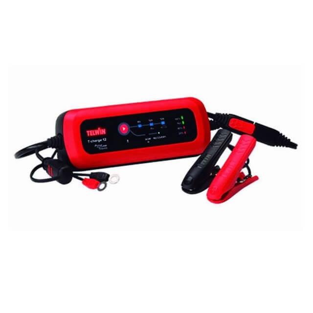 Cargador de baterías Telwin T-Charge 12