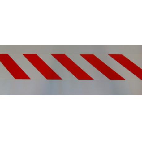 Cartel señalización andamio