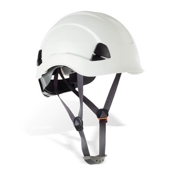 Casco de protección para trabajos en altura Mod.