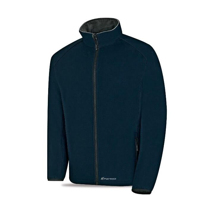 Cazadora Softshell eco doble lámina DOLOMITA Azul Marino 288-CSE - Referencia 288-CSE