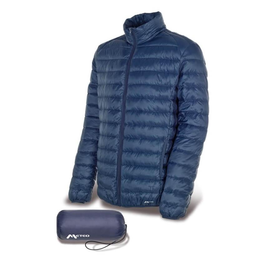 Cazadora de plumas Azul Marino 288-CTM AM
