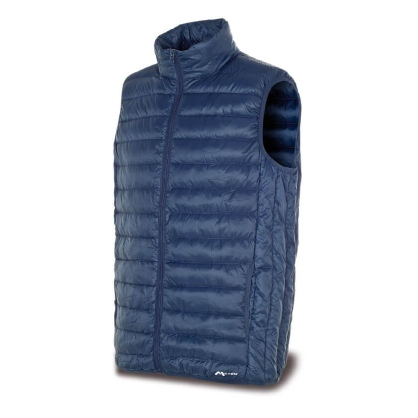 Chaleco de plumas Azul Marino 288-VTM