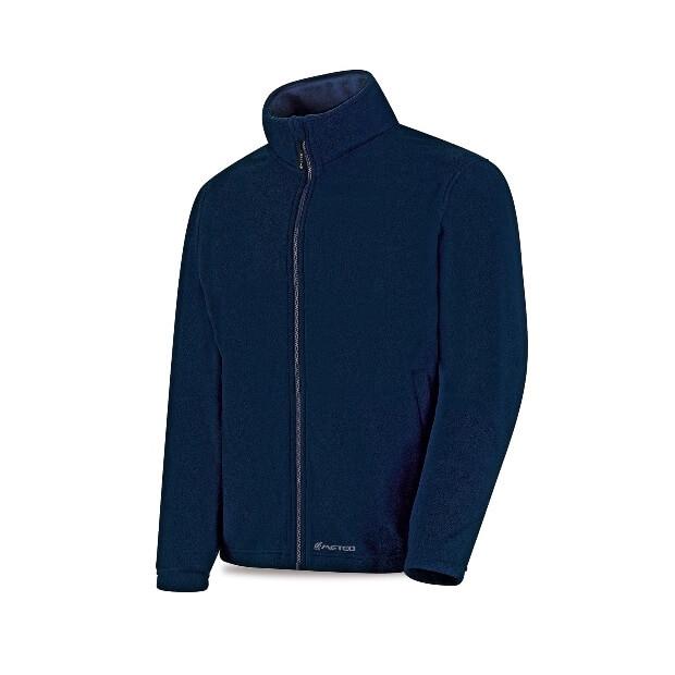 Chaqueta polar QUETZAL Azul marino 288-CHPA - Referencia 288-CHPA