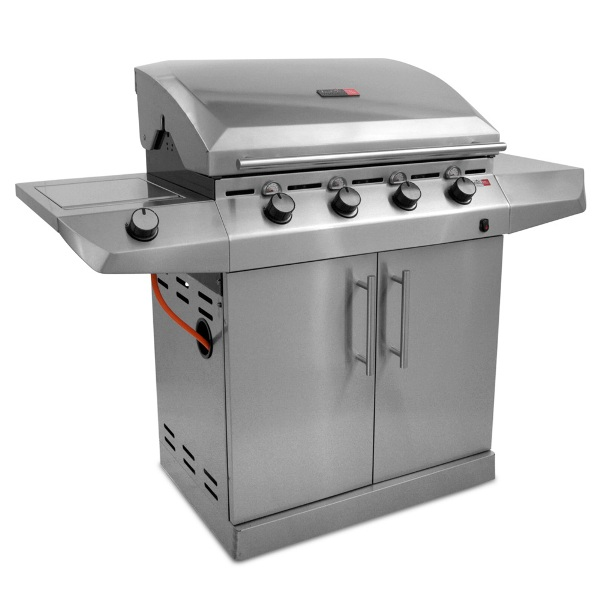 Barbacoa de gas T-47G Char Broil - Acero Inoxidable