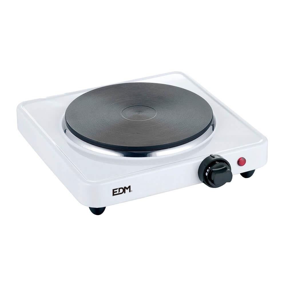 Cocina eléctrica de 1 fuego EDM 1500W