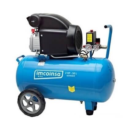 Compresor de aire Imcoinsa ADVANCE 2/50-M de 50 litros