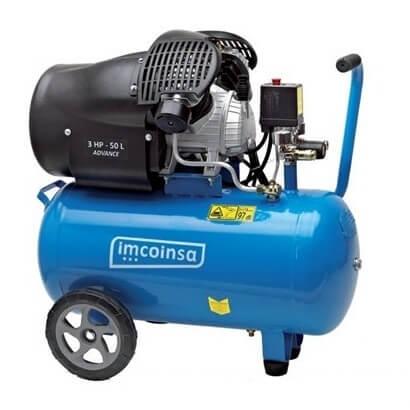 Compresor de aire Imcoinsa ADVANCE 3/50-M de 50 litros - Referencia 0453E