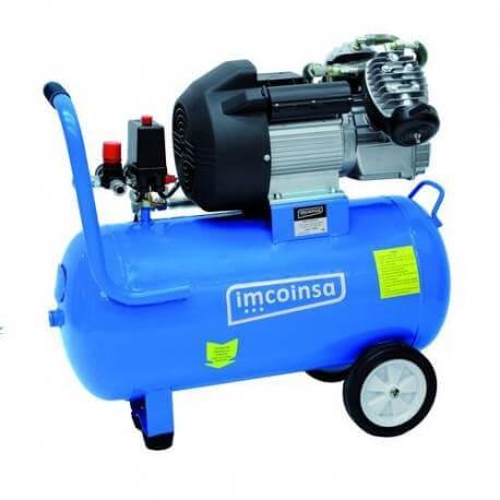 Compresor de aire Imcoinsa BRICO 3/50-M de 50 litros - Referencia 0453
