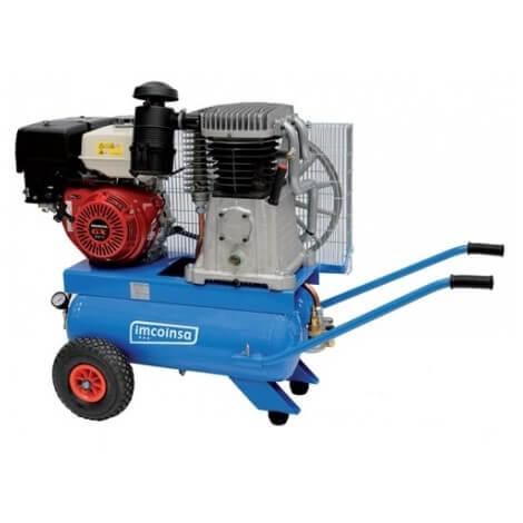 Compresor de aire de gasolina Imcoinsa IMGA 5,5/18+18-G