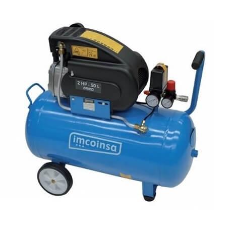 Compresor de aire Imcoinsa BRICO 2/25-M de 25 litros