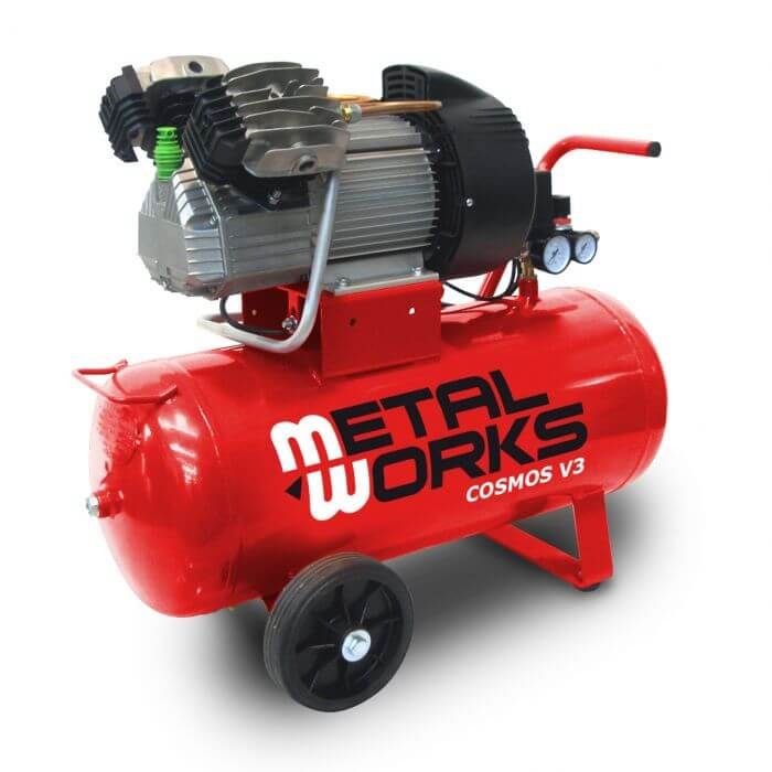 Compresor de aire MetalWorks Orion V3 de 50 litros