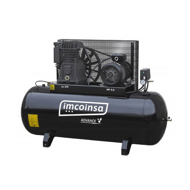 Imcoinsa ADVANCE 5,5/270-T - Compresor de pistón de 270 litros - Referencia 04A05