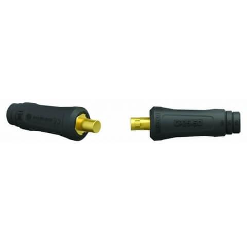 Conectores aéreos Solter MACHO de 35/50mm (2 unidades) - Referencia 05948