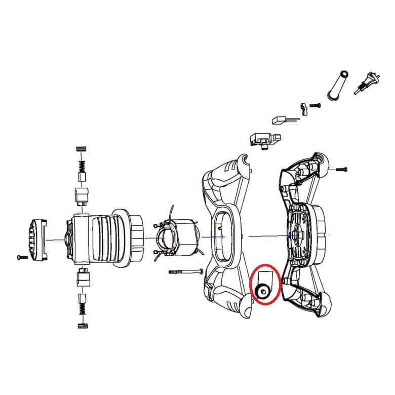 Control velocidad 230V Rubi Rubimix-7 - Referencia 26066