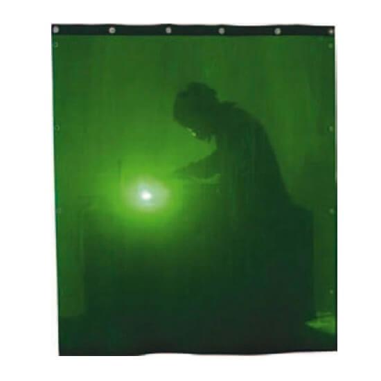 Cortina soldadura Solter verde de 1400x1400mm