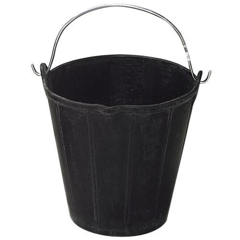 Cubo de agua en caucho Jar - 15 litros