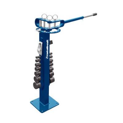 Curvadora para perfiles Metallkraft UB 10 manual