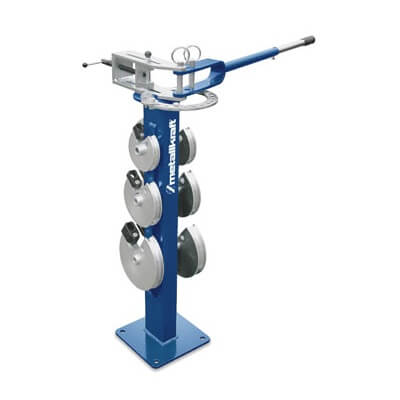Curvadora para tubos Metallkraft RB 30 manual