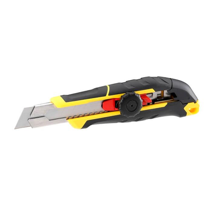 Cutter FatMax con rueda de bloqueo Stanley de 9mm