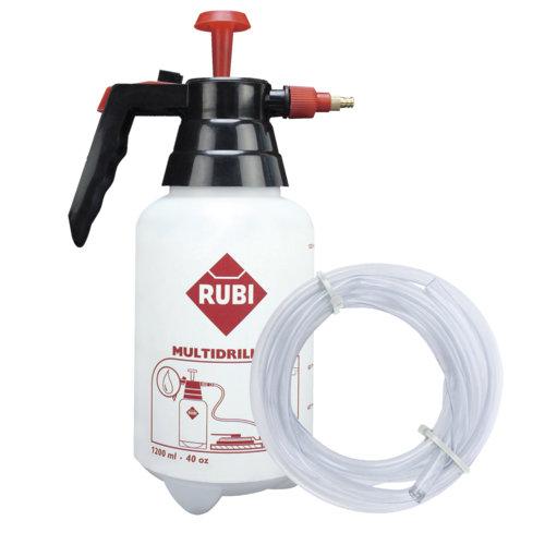 Depósito y Manguera Rubi para Guía Multidrill - Referencia 50947