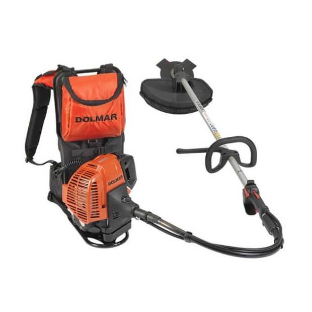 Desbrozadora de mochila Dolmar MS4300.4R - 43cc 4T