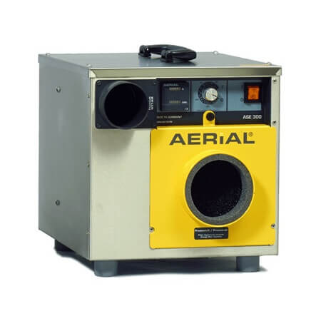 Master ASE 200 - Deshumidificador por absorción de 13l/24h