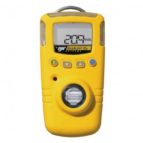 Detector portátil de gas Gas Alert Extreme WGAXTX - Oxígeno (O2)